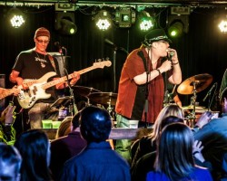 Brothers Keeper feat. John Popper (Blues Traveler) & Jono Manson, plus Tracorum at Leo's