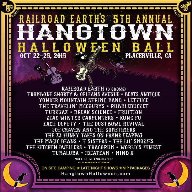 Tracorum at 2015 Hangtown Halloween Ball