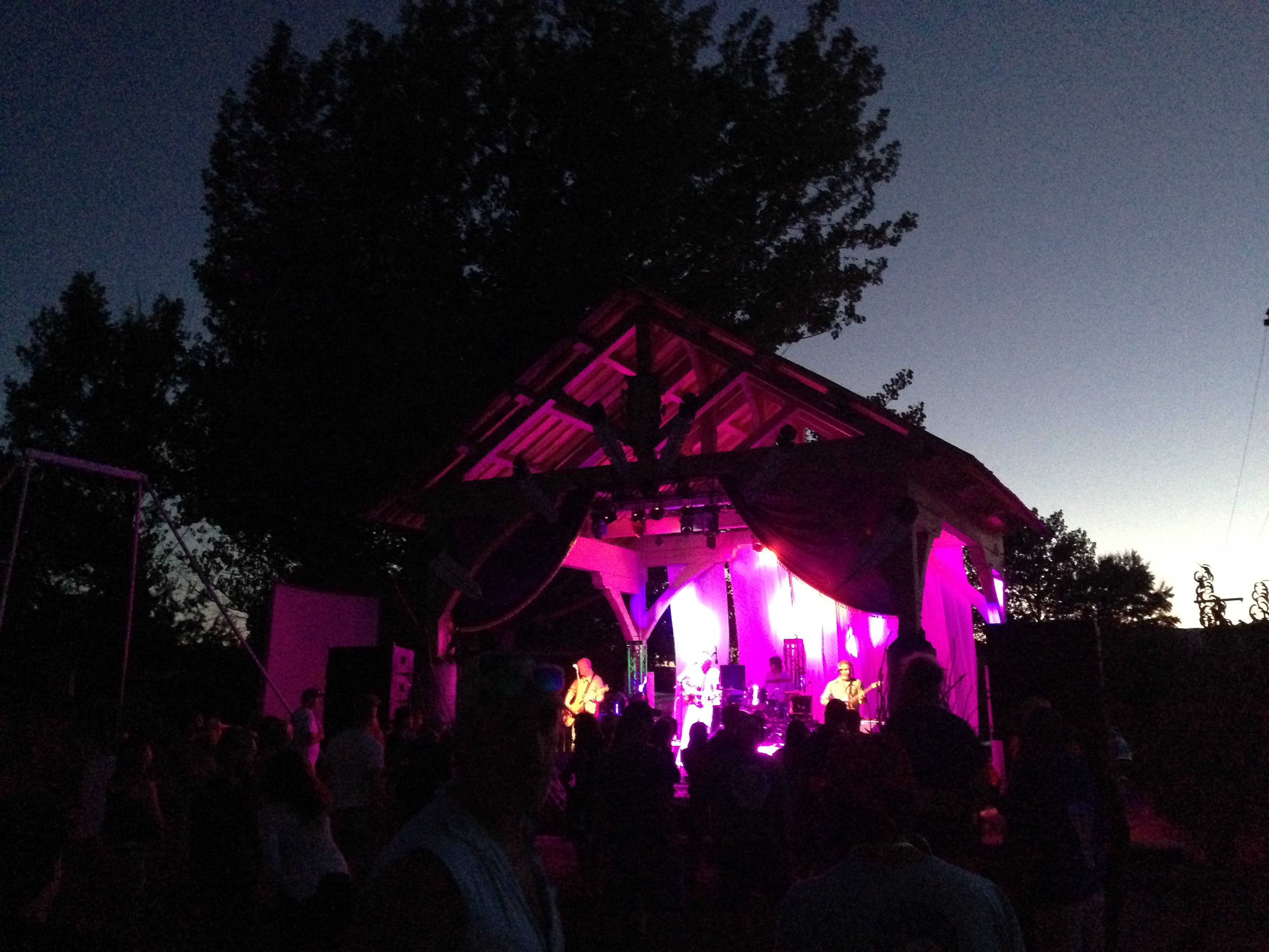 Roots of the Rock/ Deer Valley/ Hog Wallow/ Mystic Hot Springs Music Festival